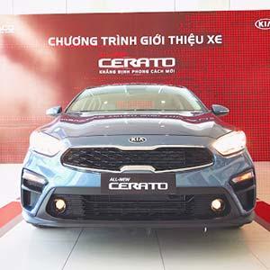 Bán ô tô Kia Cerato đời 2020 giá cạnh tranh