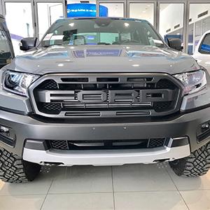 Ford Ranger Raptor 2.0L giá cạnh tranh + quà tặng hấp dẫn