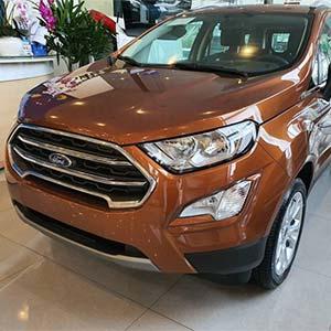 Ford EcoSport Titanium 1.5-1.0 GIÁ TỐT THÁNG 5 HỖ TRỢ 80%