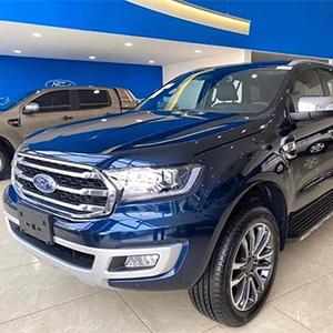 Ford Everest Tialium 2.0 4X2 2020 Giá đã giảm, xe giao ngay.