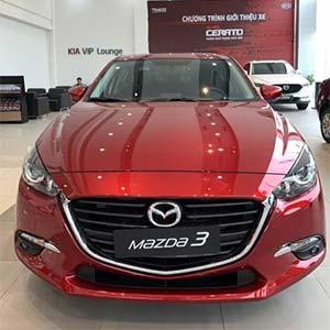 Mazda 3 năm 2020 giá tốt nhất - Trả trước chỉ 220 triệu