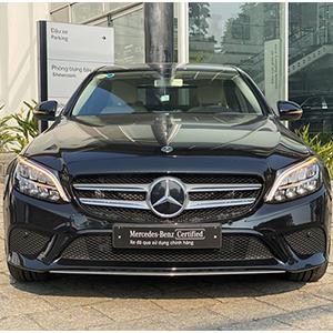 Mercedes C200 Model 2020 Chính Hãng _ Xe như mới 100% - Hỗ trợ trả góp