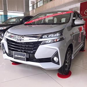 Toyota Avanza 2021 - Xe 7 chỗ giá rẻ - khuyến mại lớn, quà tặng chính hãng.
