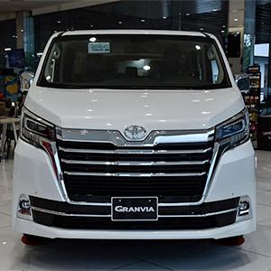 Toyota Granvia 2020 MPV 9 chỗ - Khuyến mại tháng 12/2020.