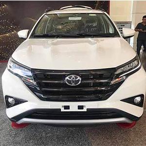 Giá xe Toyota Rush 2021- Đủ màu -  Xe giao ngay - Ưu đãi lớn.