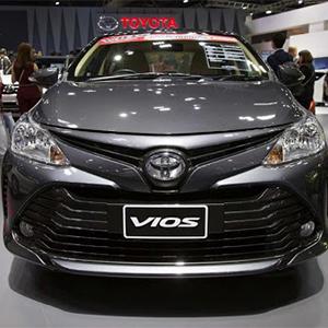 Toyota Vios 2021- Báo giá, Khuyến mại lớn - Xe giao ngay.