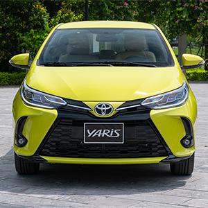 Xe Toyota Yaris 2021 - Đánh giá chi tiết - Giá bán, Khuyến mại.