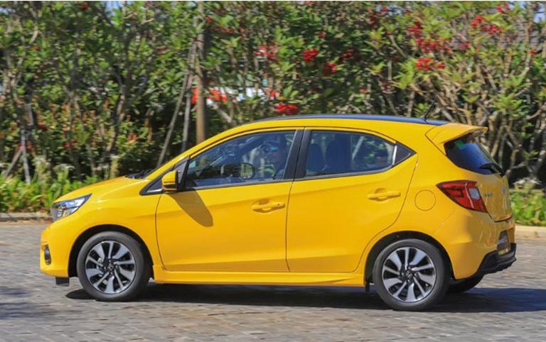 Honda Brio 2021 Hoàn toàn mới: Báo giá và khuyến mại tốt nhất.