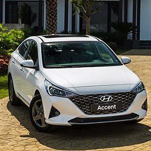 Hyundai Accent 2021 - Xe 5 chỗ Sedan - Sẵn xe, giao ngay. Khuyến mại lớn.