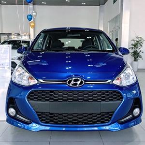 Giá xe Hyundai i10 2021 - Xe dịch vụ bán chạy nhất - Khuyến mại lớn.