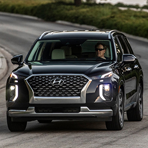 Hyundai Palisade 2021 - Thông số, hình ảnh - Giá bán và khuyến mại.