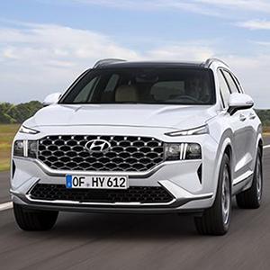 Hyundai SantaFe 2021- giá cạnh tranh- giảm tiền mặt - Quàn tặng hấp dẫn.