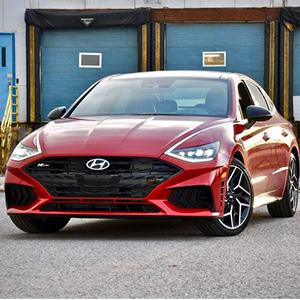 Giá xe Hyundai Sonata 2021- Giá xe, khuyến mại tháng 1/2021