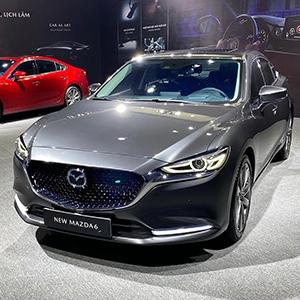 Giá Mazda 6 2020 - kèm khuyến mại tháng 10/2020.