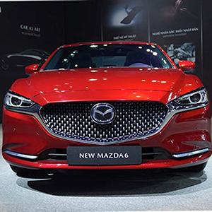 Mazda 6 2021: Đánh giá chi tiết. Báo giá, khuyến mại.