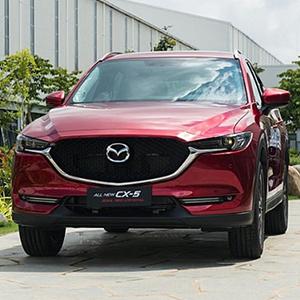 Mazda CX-5 2021 - Bổ sung công nghệ mới - Giá bán, Khuyến mại.