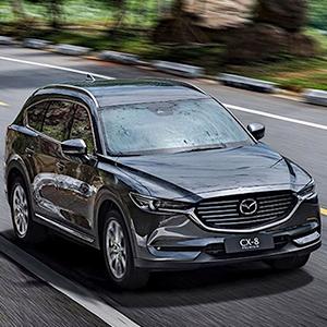 Mazda CX8 2021- Đánh giá chi tiết - giá bán - khuyến mại.