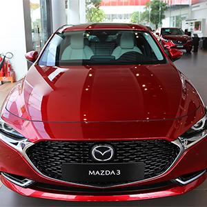 Mazda 3 Luxury 2020 - Báo giá kèm khuyến mại tháng 10/2020