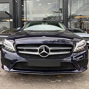 Mercedes C200 2021 Mới, Giá tốt nhất - Khuyến mại hấp dẫn tháng 1/2021.