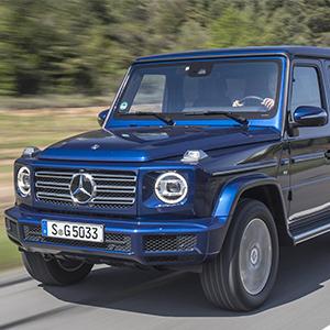 Mercedes-Benz G-Class 2020 Giá bán + Ưu đãi + nhiều màu, Sẵn xe.