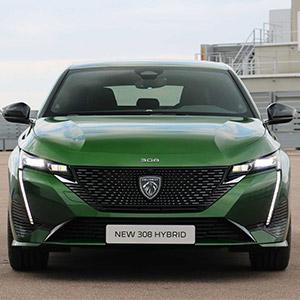 Peugeot 308 2021: Sang xịn quyết đấu Civic, Mazda 3.
