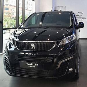 Xe Peugeot Traveller 2021 Chiếc MPV hạng sang giá tốt.