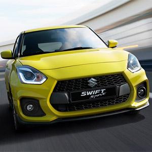 Suzuki Swift 2021 nâng cấp mới, giá bán cạnh tranh, khuyến mại lớn.