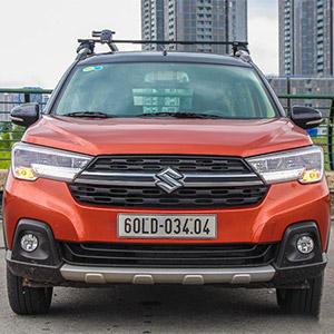 Xe Suzuki XL7 2021 báo giá và khuyến mại, giảm tiền mặt.