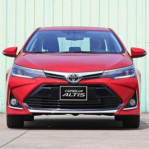 Giá xe Corolla Altis 2021 và trương trình khuyến mại hấp dẫn.