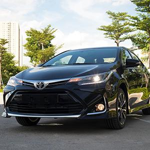 Toyota Corolla Altis 2020 - Chi tiết hình ảnh - thông số - Giá bán, khuyến mại.