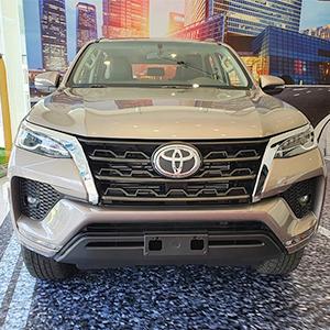 Giá Toyota Fortuner 2021- Thông số - Giá bán - khuyến mại hấp dẫn.