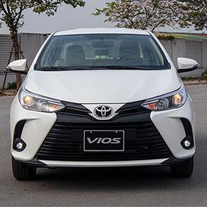 Xe ô tô quốc dân Toyota Vios 2021: Giá bán và khuyến mại.