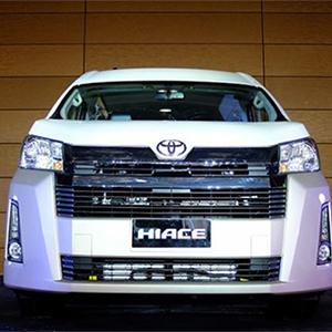 Xe Toyota Hiace nhập khẩu 2020 Xe giao ngay - khuyến mại lớn - Hỗ trợ ngân hàng 80%.