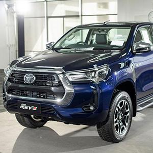 Bán tải Toyota Hilux 2021 mới - Địa chỉ uy tín - Bao giá rẻ nhất thị trường