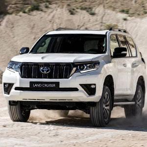 Chi tiết Toyota Land Cruiser Prado 2021: Giá bán, khuyến mại mới.