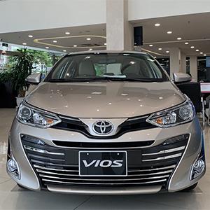 Toyota Vios 2020 Giá giảm mạnh - Khuyến mại lớn - Xe giao ngay