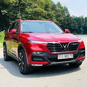 Vinfast Lux SA2.0 2021 xe SUV 7 chỗ: Giá bán, khuyến mại.