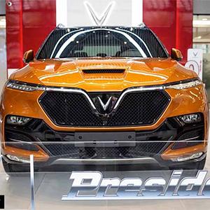 Giá xe VinFast President 2020 - Xe SUV hạng sang - Giá bán + Khuyến mại.giá 4,6 tỷ đồng
