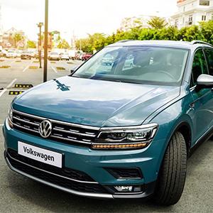 Volkswagen Tiguan Luxury S 2020 - Xe Đức - Nhập Khẩu - Giá bán - Khuyến mại.