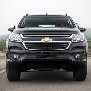 Chevrolet Trailblazer 2020 xe 7 chỗ - giá xe tháng 10/ Khuyến mại lớn.