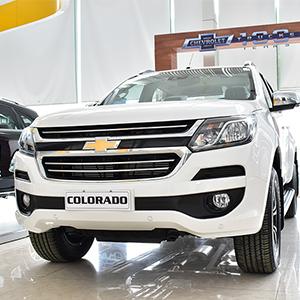 Xe Chevrolet Colorado 2020. Chi tiết thông số - giá bán - Khuyến mại tháng 10/2020