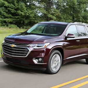 Giá xe Chevrolet Traverse 2020 - thông số - hình ảnh - giá bán- Khuyến mại tháng 10/2020.