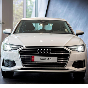 Xe Audi A6 2021 mới: Hình ảnh, thông số, giá bán kèm khuyến mại.