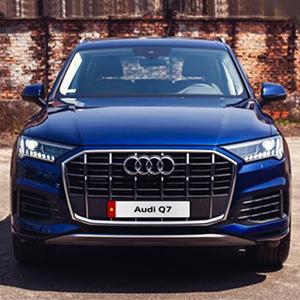 Chi tiết Audi Q7 2021 - Giá bán kèm khuyến mại tháng 1/2021.