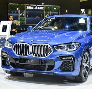 Xe BMW X6 2020 - Giá bán mới nhất - Giảm giá + Quàng tặng chính hãng.