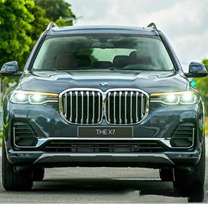 Xe BMW X7 2020 Giá bán + Khuyến mại tháng 11/2020.
