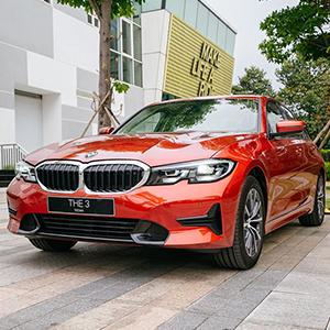 BMW 320i 2021. Giá bán, Khuyến mại, thông số kỹ thuật