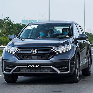 Đánh giá chi tiết xe Honda CR-V 2021: Báo giá và khuyến mại mới nhất.