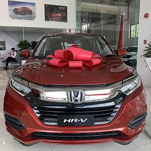 Honda HR-V 2021: Xe SUV cỡ nhỏ Báo giá và khuyến mại.