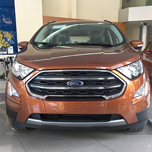 Ford EcoSport 1.5L Titanium giá Bán. Trương trình khuyến mại hấp dẫn!!!